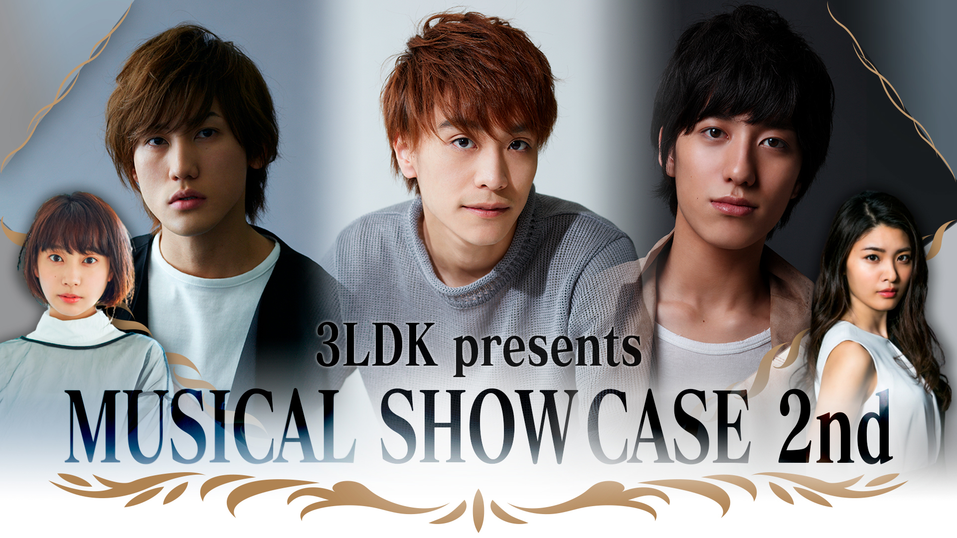 3LDK presents MUSICAL SHOWCASE 2nd